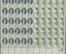 USA 1978 MNH (2) FULL SHEET OF 50 CAPTAIN JAMES COOK ISSUE SHIP AND PORTRAIT