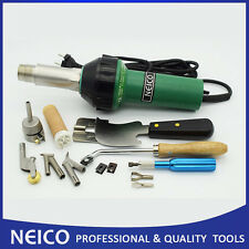 Floor Hot Air Tools / PVC Vinyl Floor Welding Kits 110V / 230V 1600W Heat Gun