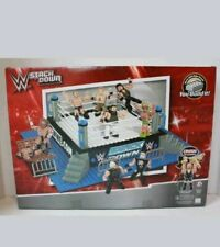 WWE Stack Down Smackdown Ring Roman Reigns Seth Rollins Ultimate Warrior C3