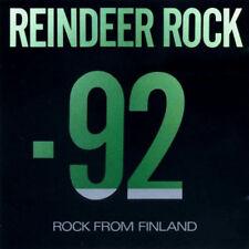 Various – Reindeer Rock '92 (Rock From Finland)22 Pistepirkko, Leningrad Cowboy