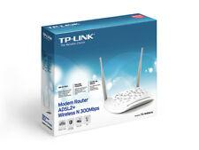 MODEM ROUTER 300MBPS WI-FI WIRELESS ADSL2+ ACCESS POINT WIFI TP-LINK TD-W8961N