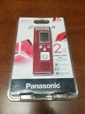Panasonic Rr-Us571 Digital Recorder 2Gb Stereo/Mp3 Open Box