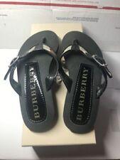 f8567d11a8e419 Burberry Women s Check Sandals and Flip Flops