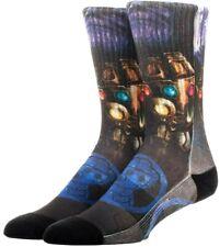 Marvel Avengers: Infinity War Thanos Sublimated Crew Socks Men Sock Size 10-13