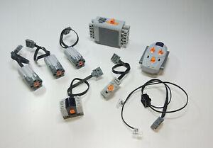Lego Technic Technik Power Functions Motor IR - Empfänger Auswahl Set