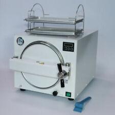 18l Dental Autoclave Steam Stainless Steel Sterilization Machine Lab Equipment