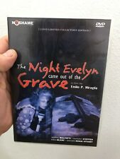 The Night Evelyn Came Out of The Grave Emilio Miraglai Steffen Blanc Stuart DVD