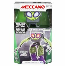 Meccano Tech MicroNoid Switch Programmable Robot Building Kit, Spin Master