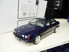 1:18 Otto BMW M5 E34 blau blue Otto Mobile OT576 NEU NEW