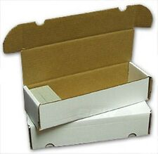 50 BCW Storage Boxes (660 Count)   FREE SHIPPING
