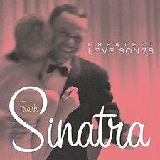 1 CENT CD Greatest Love Songs - Frank Sinatra