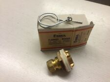 15MM CF 1/R  ( CF1/R ) ESSEX FLANGE WITH COMPRESSION FITTINGS WITH STOP END