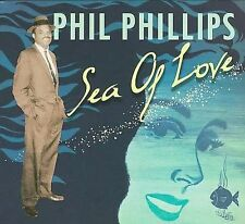 Sea of Love [Digipak] by Phil Phillips (CD, Apr-2008, Bear Family Records...