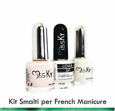 Kit Smalti x French Manicure Professional Product Nails Art Ricostruzione Unghie