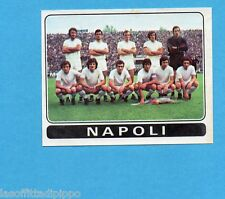 FIGURINA PANINI 1972/73-n.10- NAPOLI SQUADRA - Rec