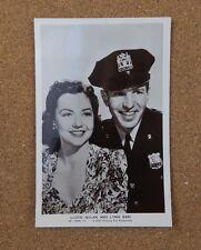 Lloyd Nolan & Lynn Barr Film Partners p319  Real Photograph Postcard xc2