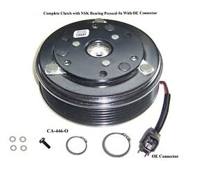 AC CLUTCH Fit: Lincoln MKS, MKT 2009 - 2012   USA Made by Maxsam (Read details)