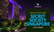 Singapur Secret Society online escape game
