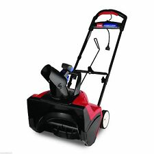 Toro 1800 18-Inch 120-Volt 15-Amp Power Curve Electric Snow Blower -125742