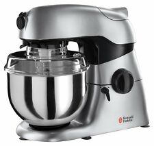 Russell Hobbs 18553 Kitchen Stand Mixer and Blender, 4.6 L – Silver - RRP 229