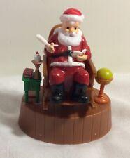 Fun Christmas Solar Dancer Merry Rocking Santa Claus Decoration Dashboard Toy