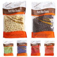 No Strip Depilatory Hot Film Hard Wax Pellet Waxing Bikini Hair Removal Beans