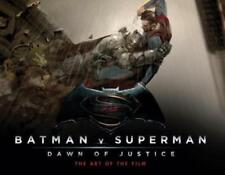 Batman V Superman: Dawn of Justice: The Art of the Film by Peter Aperlo: Used