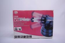 NEW (open box) USB Missile Launcher by Dream Cheeky Model# 782