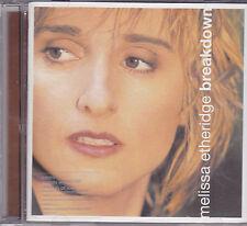 Melissa Etheridge-Breakdown cd Album
