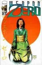 Weapon Zero (1996 series) #5 in Near Mint + condition. Image comics [*ll]