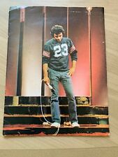 Vintage 1970s Johnny Mathis Show Concert Tour Program Souvenir Books + 45 Record