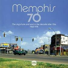 Memphis 70: The City's Funk And Soul In The Decade After Otis 1968-1978 (CDBGPD