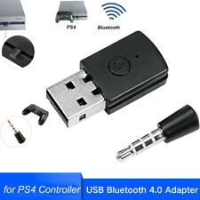 USB Bluetooth 4.0 Adapter Wireless Dongle Receiver for PS4 Controller Gamepad