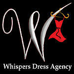 whispers dress agency