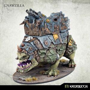 Gnawzilla -Kromlech-Orkz Beast Snaggas Stompa Ork Squiggoth