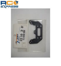 GPM Racing Kyosho Mp5 Mp6 Mp7 Graphite Rear Shock Tower GMP30