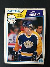 1983-84 O-Pee-Chee Hockey Larry Murphy #  159 NM-Mt