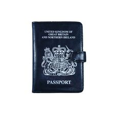 IN TRAVEL® Passport Holder/Wallet - Black & Pink