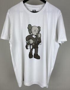 Uniqlo Kaws White Tshirt T Shirt XL
