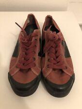 Macbeth Original Eliot Maroon Shoes Trainers 7/40.5 Tom Delonge Blink 182 Rare