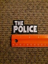 The Police Rock Band Sew or Iron on Patch New