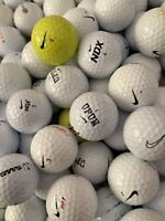 24 Nike Golf Balls Mix Not Lake Balls 2 Dozen Mojo NDX Soft