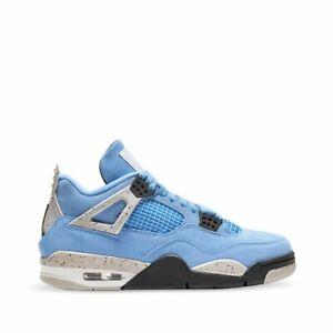 Nike Air Jordan 4 University Blue CT8527-400 BNIB Us9 Uk8 42.5 Cement Bred UNC