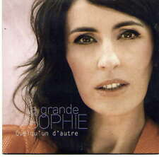 LA GRANDE SOPHIE - rare CD Single - France - Promo