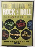 Ed Sullivan's Rock & Roll Classics (DVD) Like New