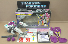 HUN-GURRR; 1987 G1 Vintage Transformers; COMPLETE w/packaging box, Terrorcon
