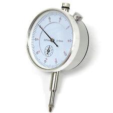 0 10mm Gauge Dial Indicator 001mm Graduation Travel Lug Back High Precision