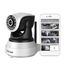 Sricam IP Camara de vigilancia WiFi interior Inalámbrico HD P2P con Micrófon