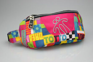 Belt Bag Bum Bag Love,Peace And TOTTO