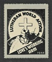 1944 - Lutheran World Action with Love's Working Arm